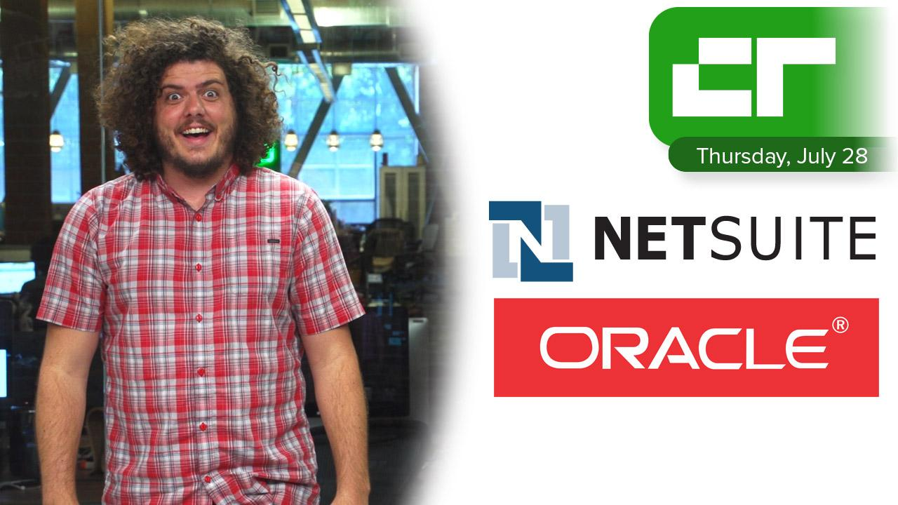 Oracle Buys Netsuite   Crunch Report