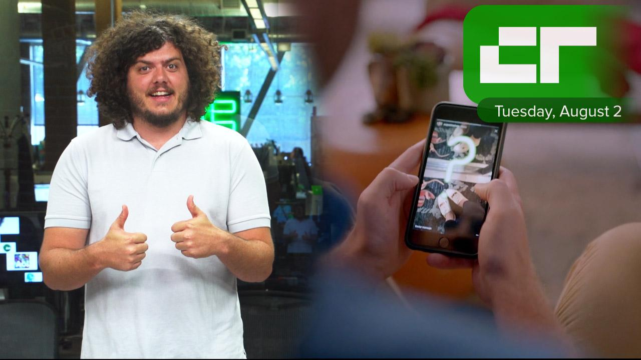 Instagram Launches Stories | Crunch Report