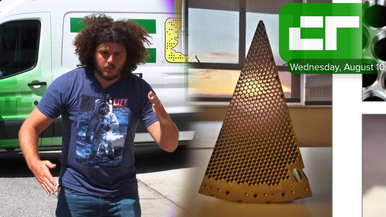 Robots are everywhere | Crunch Report