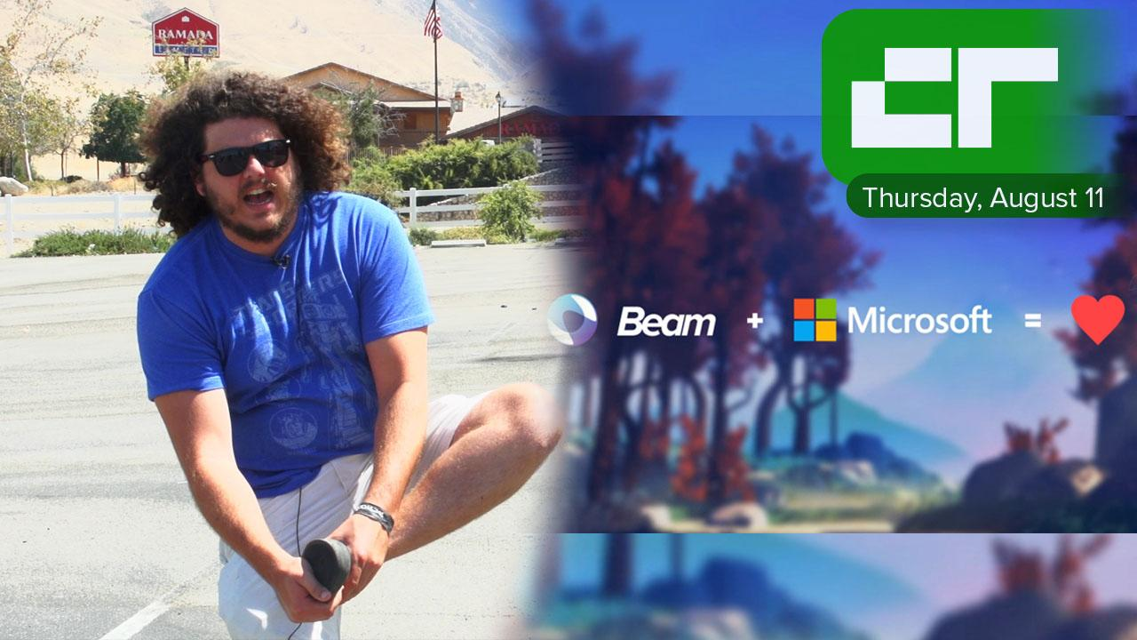 Beam is acquired by Microsoft | Crunch Report