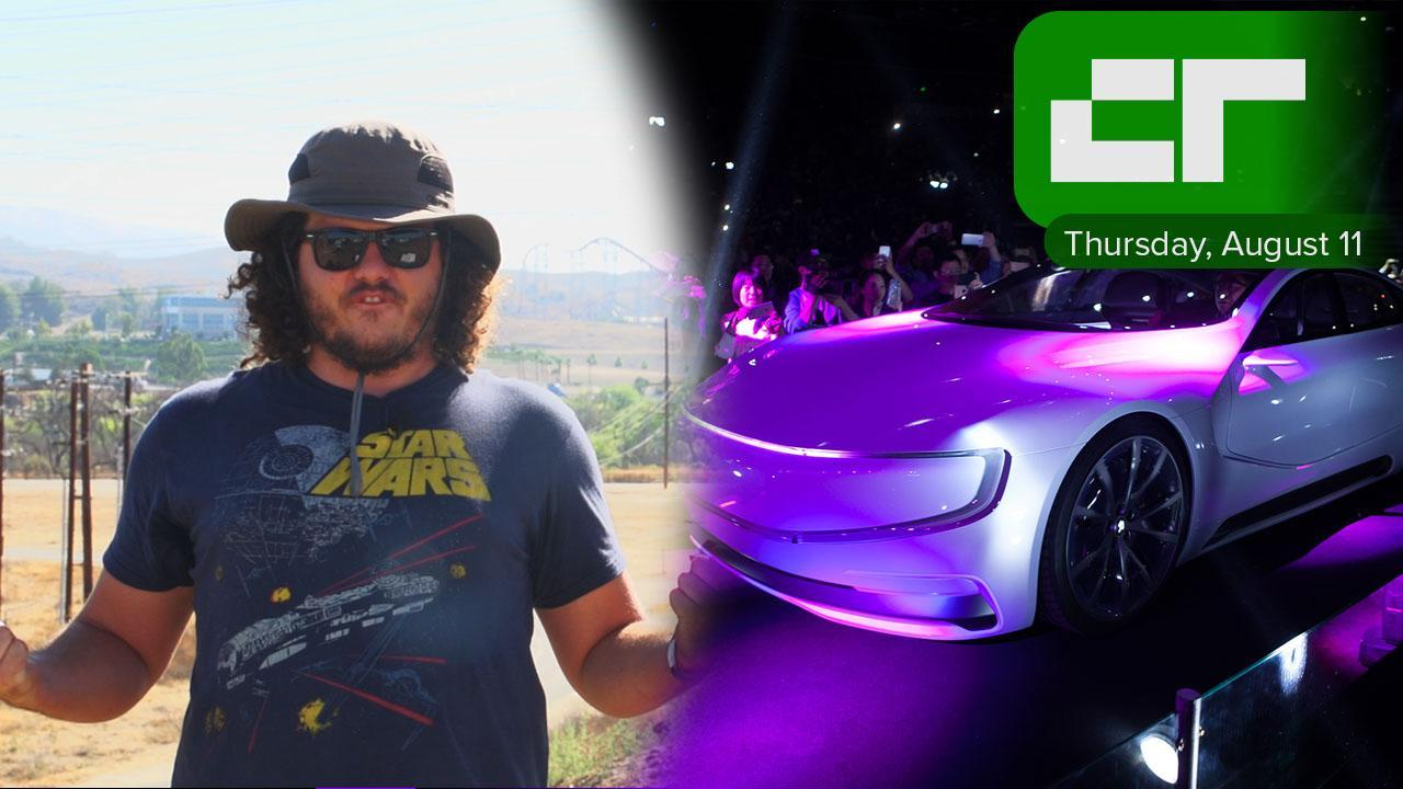 Gasoline is so 2015 | Crunch Report