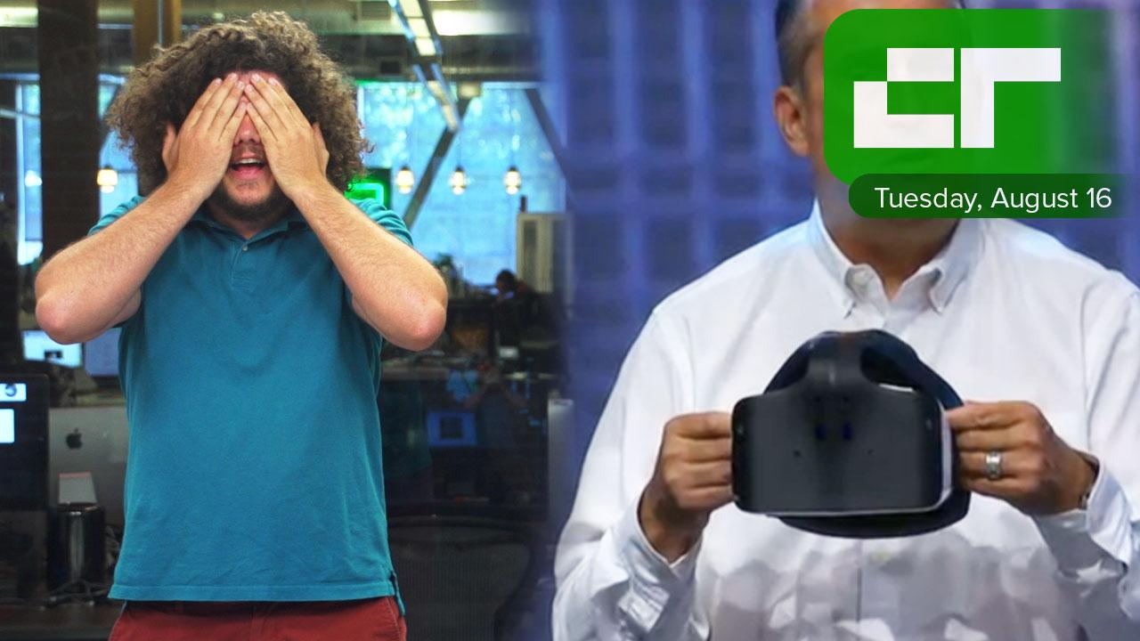 Intel's VR headset | Crunch Report