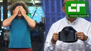 Intel's VR headset | Crunch Report
