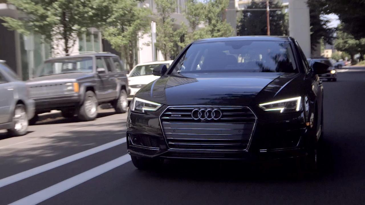 2017 Audi A4 offers advanced driver assistance