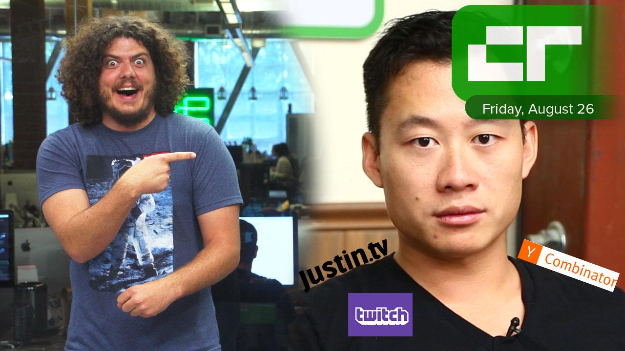 Justin Kan Talks YC | Crunch Report
