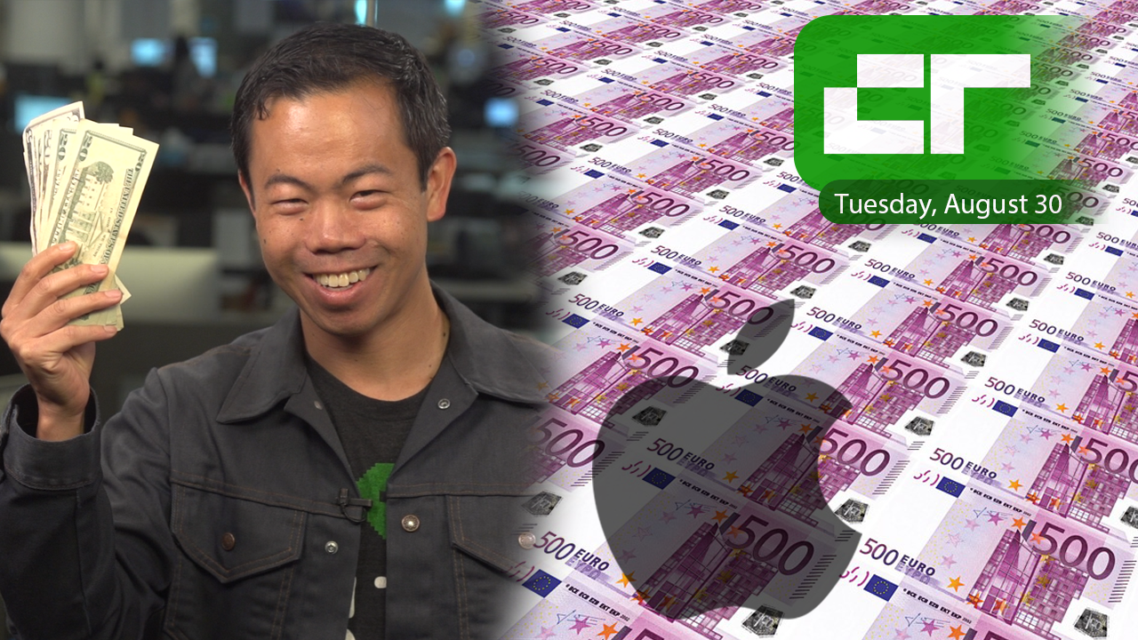 Apple Gets A Big Tax Bill | Crunch Report