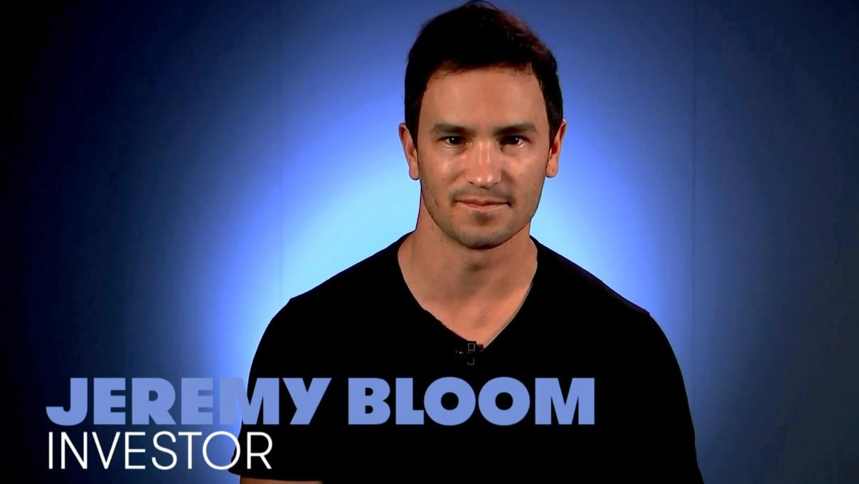 Jeremy Bloom on his new show Adventure Capitalist