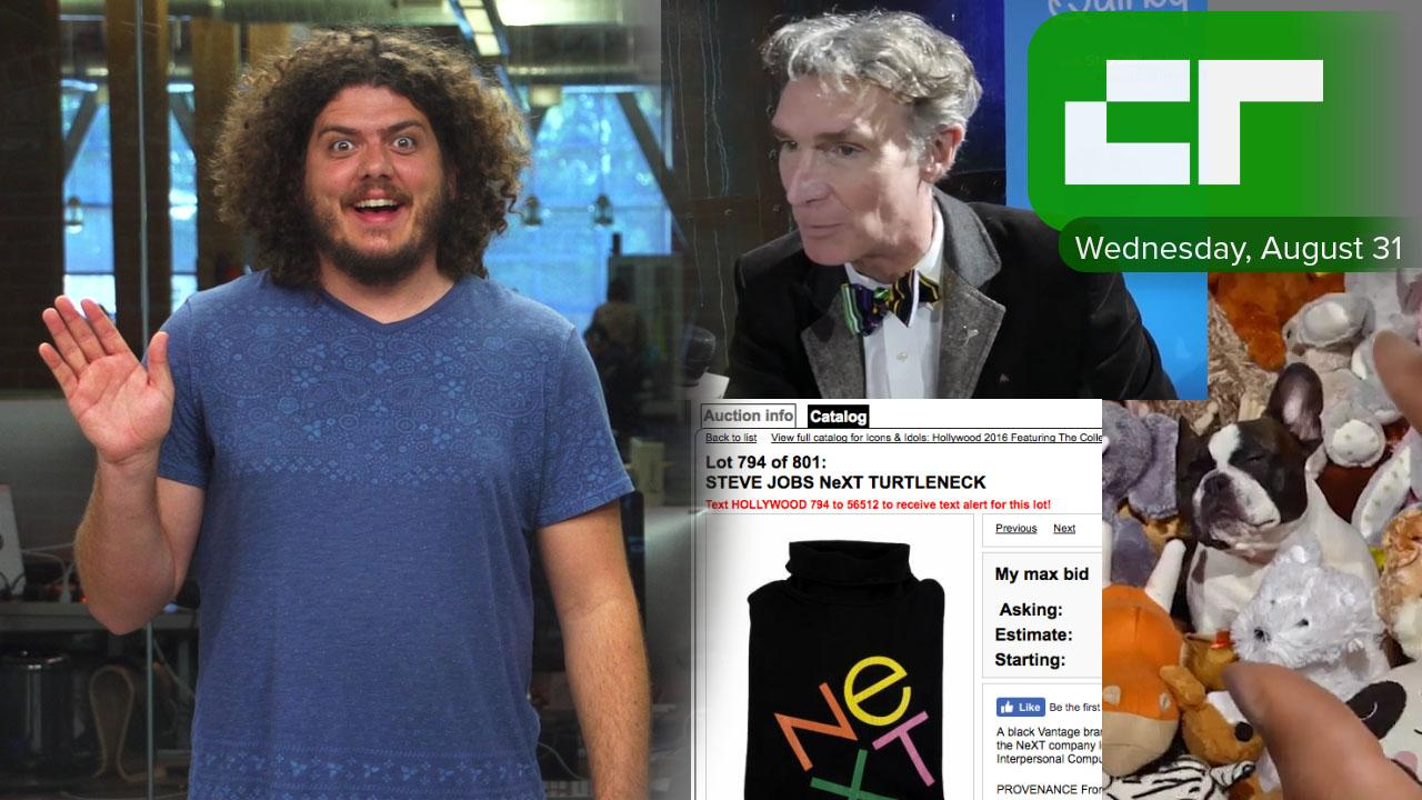 Instagram Zoom, Bill Nye and Aviato mobile | Crunch Report