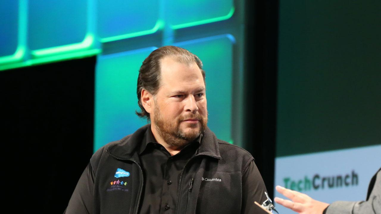 Marc Benioff's Nonstop Fight for Equality