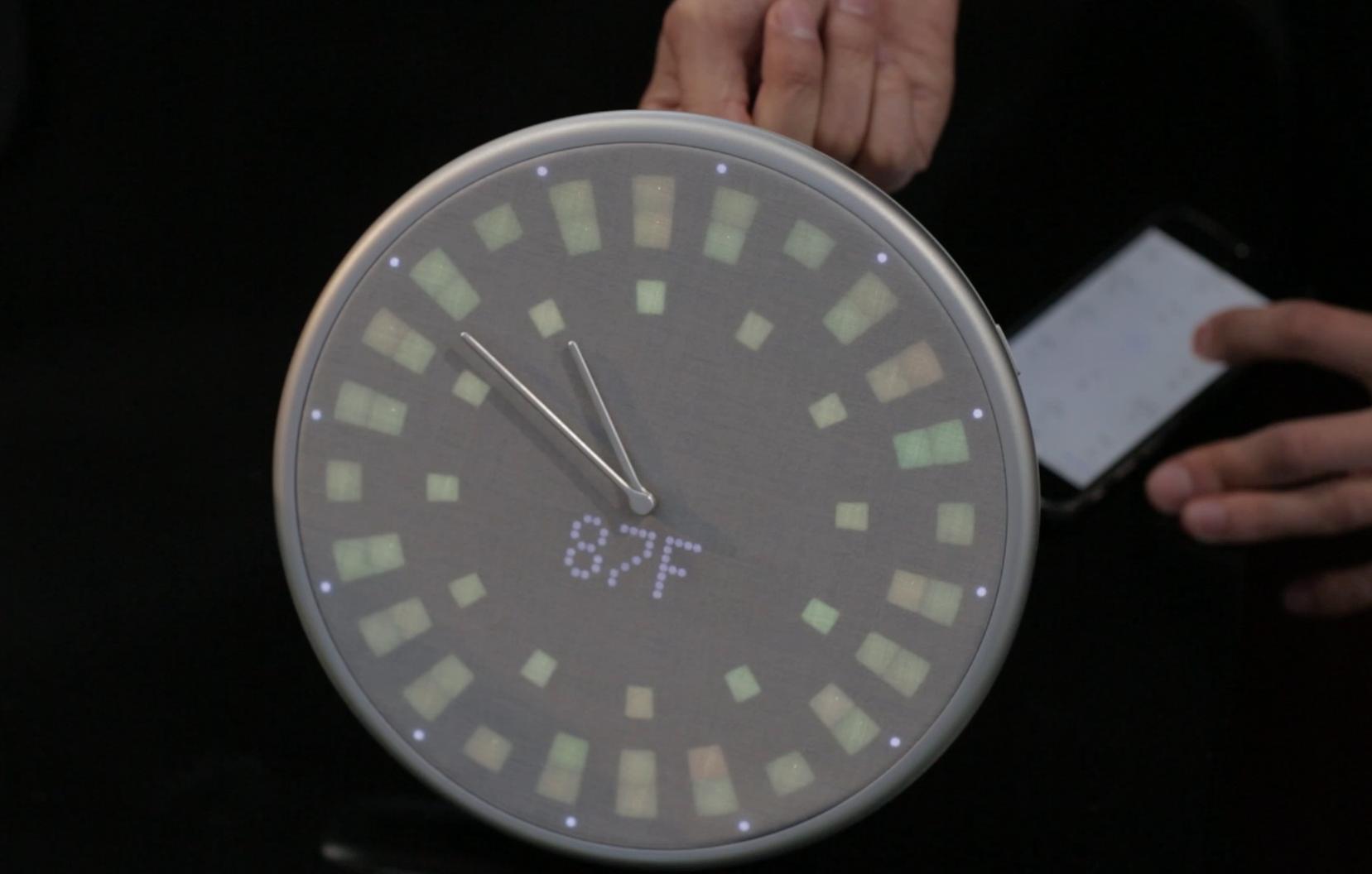 Glance Smart Wall Clock