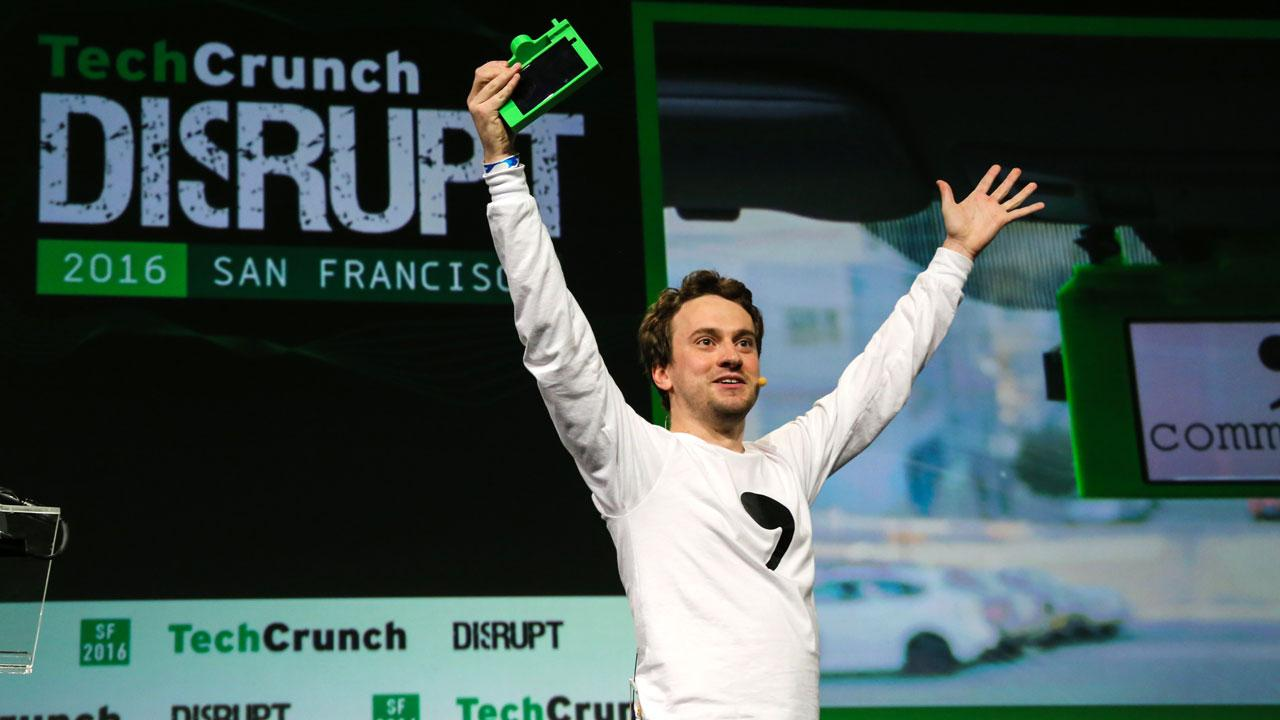 "George ""Geohot"" Hotz announces a self driving car kit"