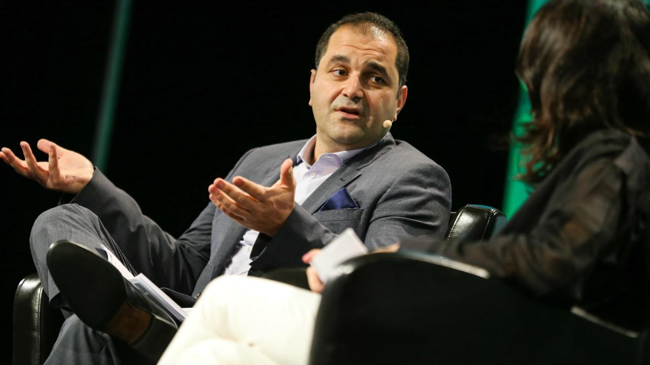 Shervin Pishevar of Hyperloop One on Shrinking the World