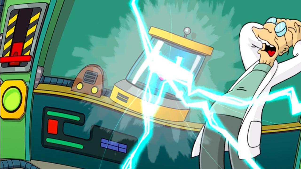 Animation Throwdown game review