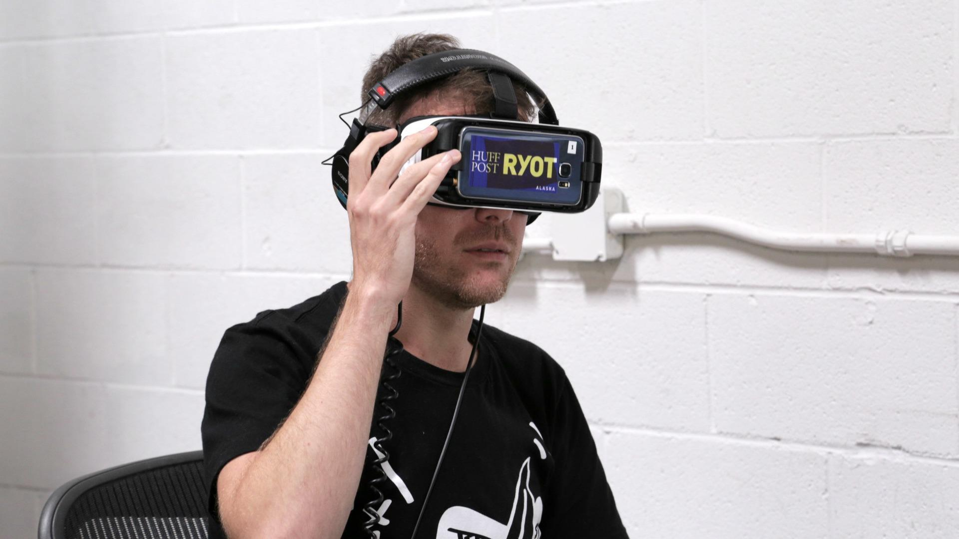 Ryot's focus on breaking VR news