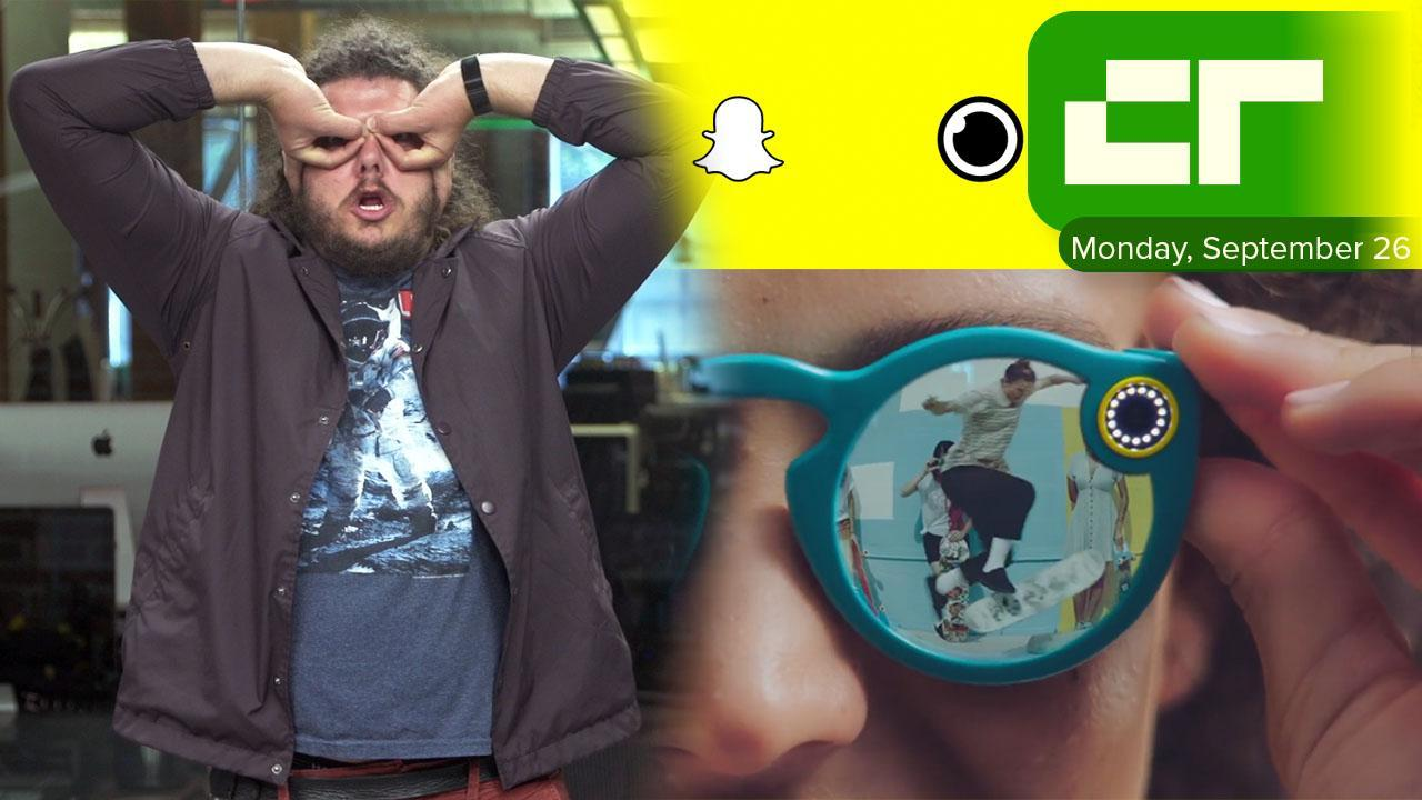 Snapchat Releases Spectacles | Crunch Report