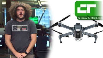 DJI releases its new drone, the Mavic Pro | Crunch Report