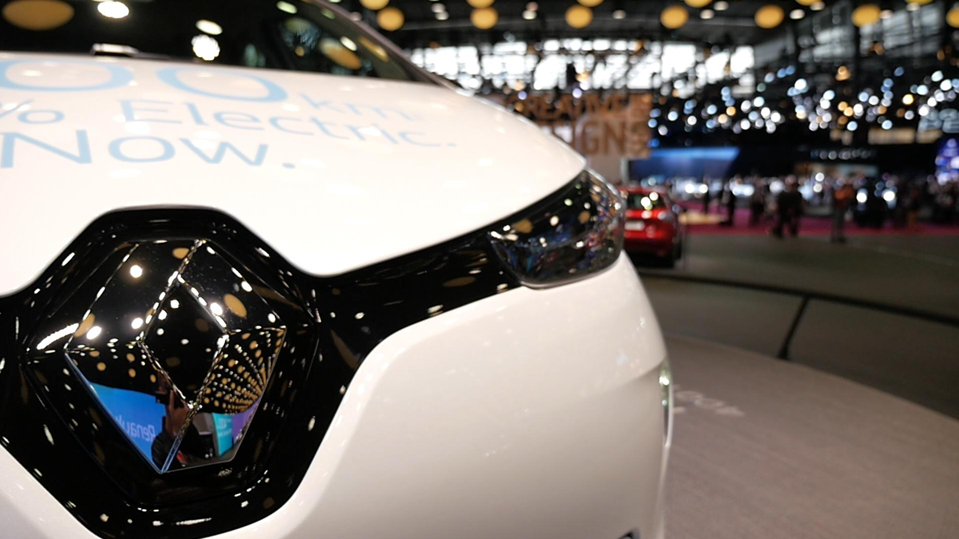 Renault Zoe e-Activity Principle is a incredibly hot hatch for the EV group