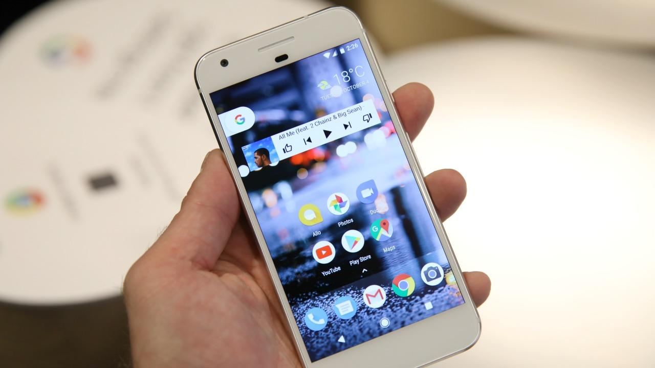 Google Pixel hands-on