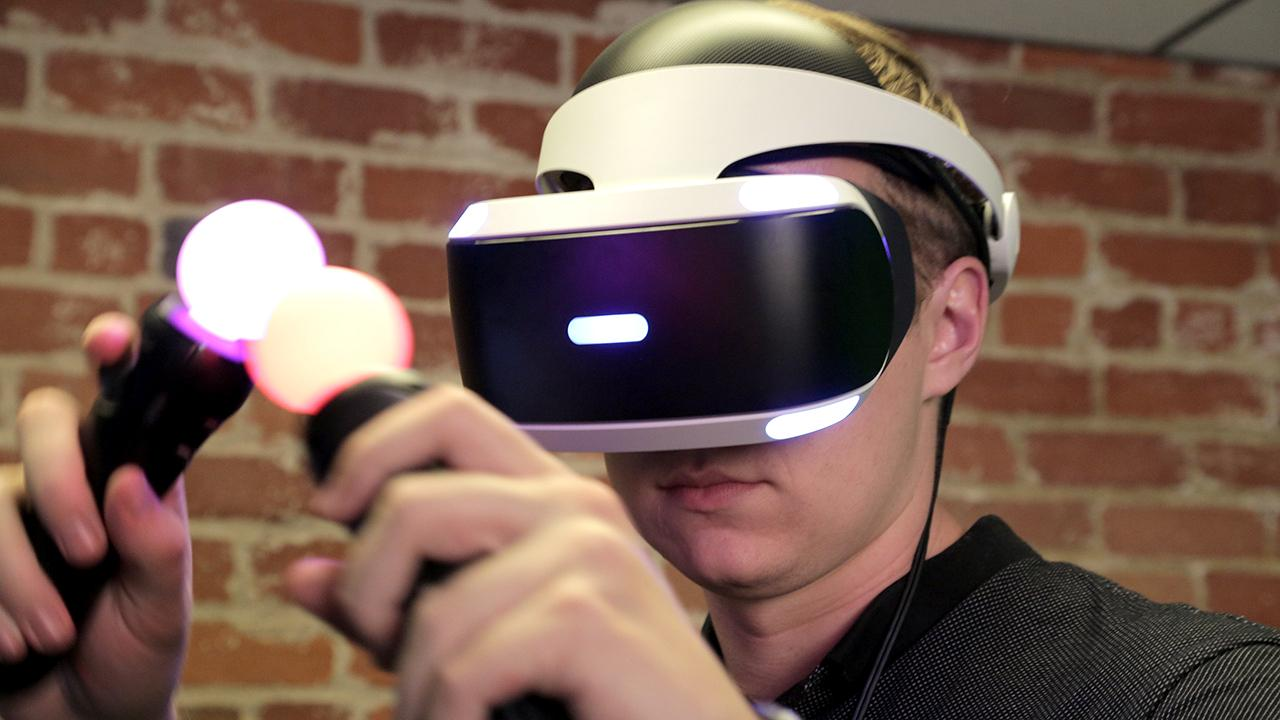 PlayStation VR Headset Review