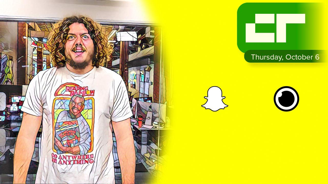 Snap Possibly to IPO in March | Crunch Report