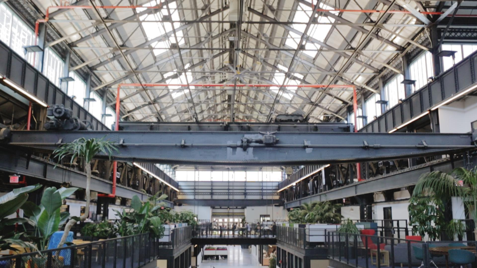 New Lab brings hardware startups to Brooklyn's Navy Yard