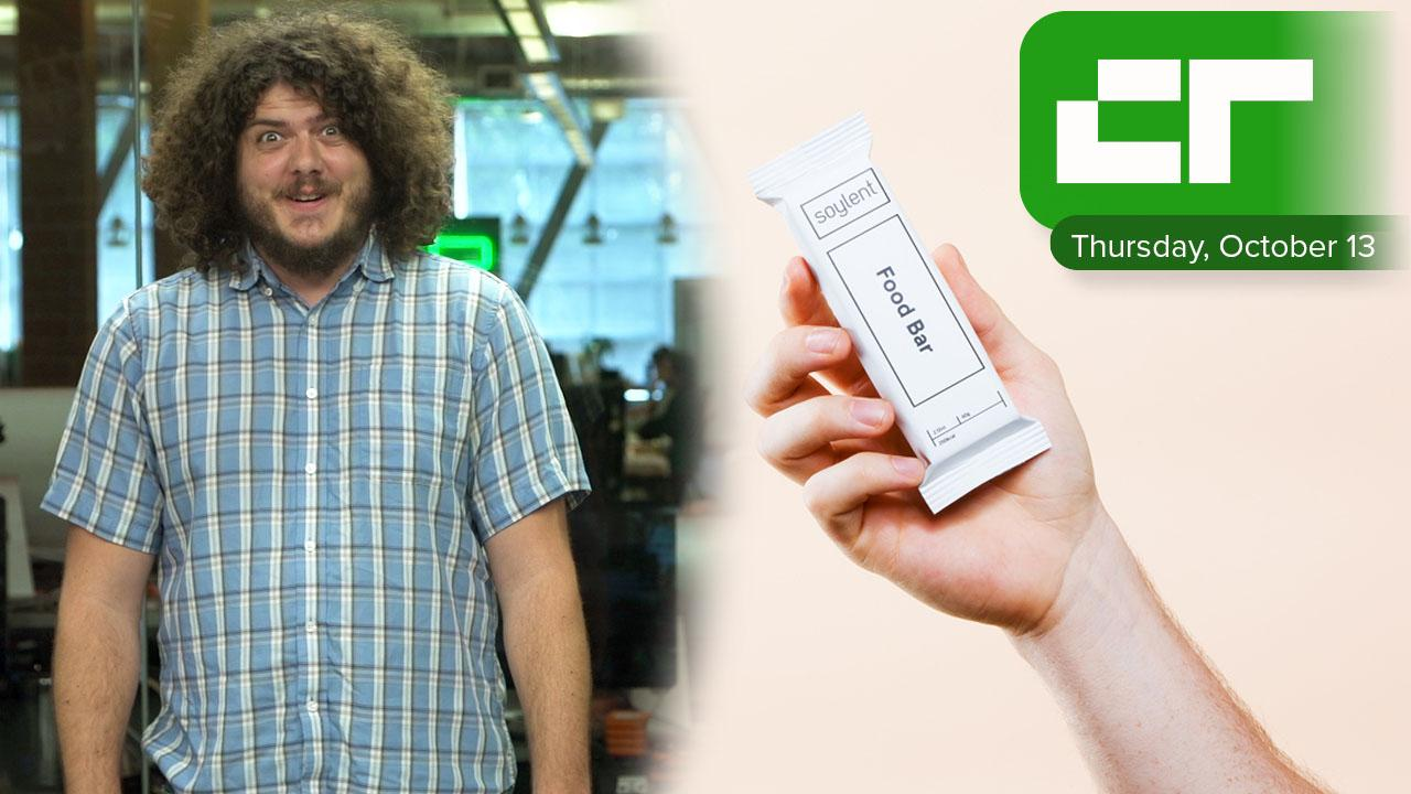 Soylent Bars Are Getting Recalled | Crunch Report