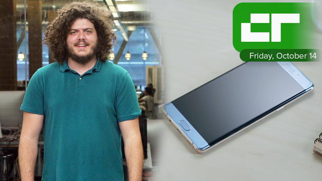 Galaxy Note 7 banned from all flights | Crunch Report