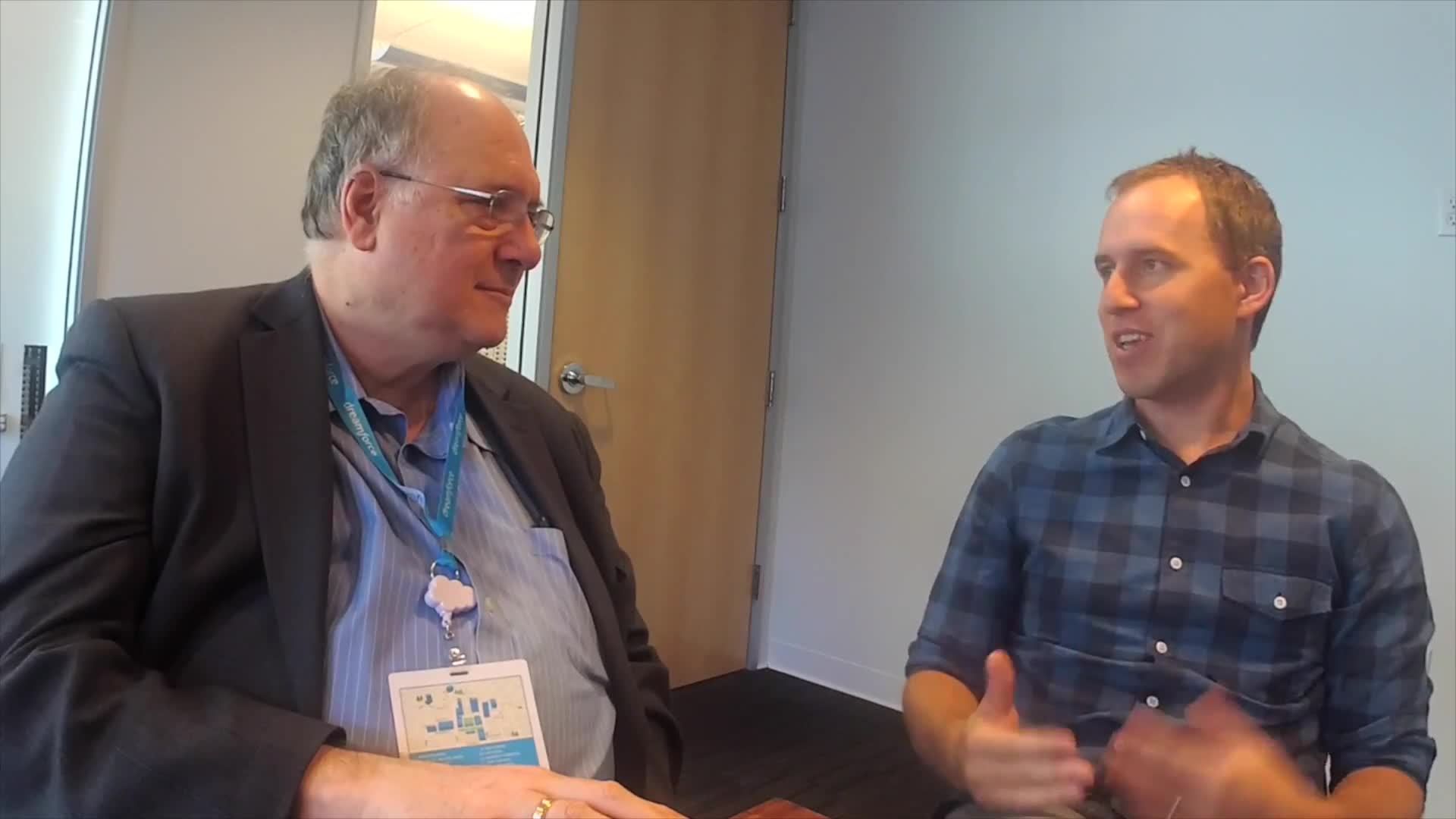 Gillmor Gang: A Conversation with Bret Taylor at Dreamforce