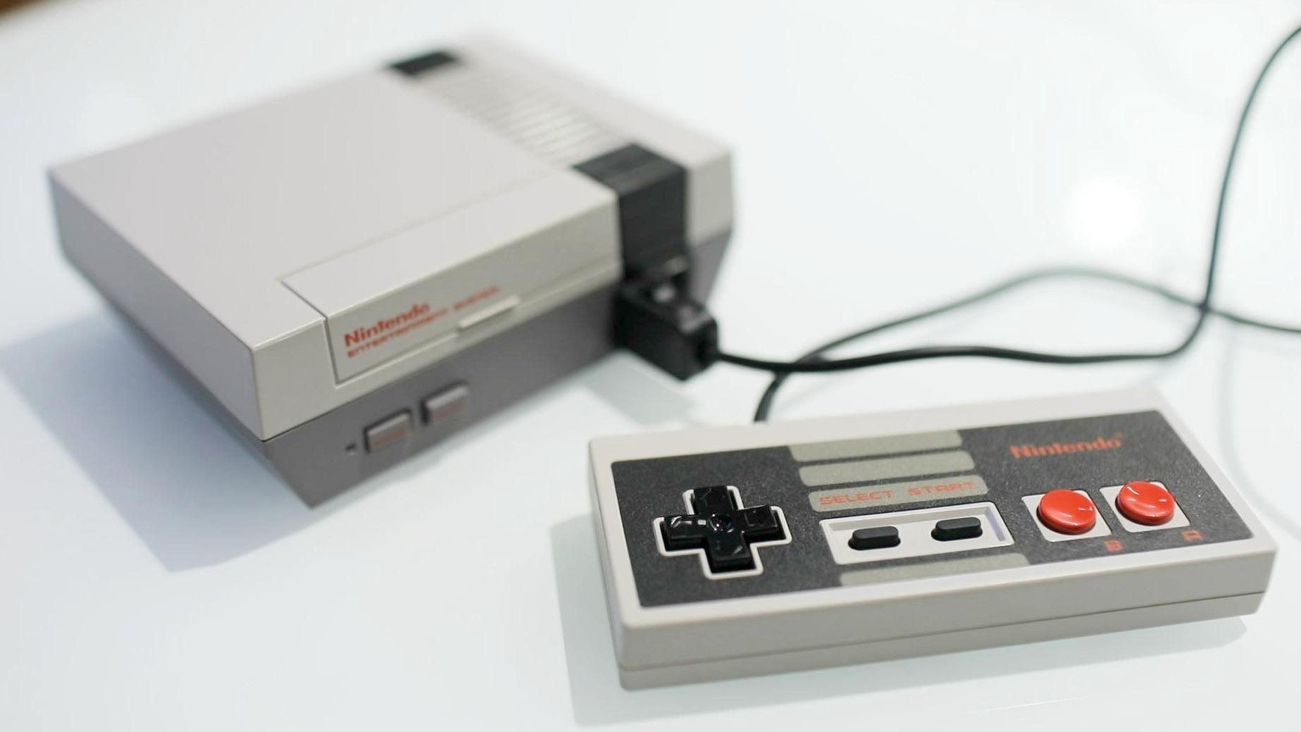 Nintendo reinvents the NES for a new generation