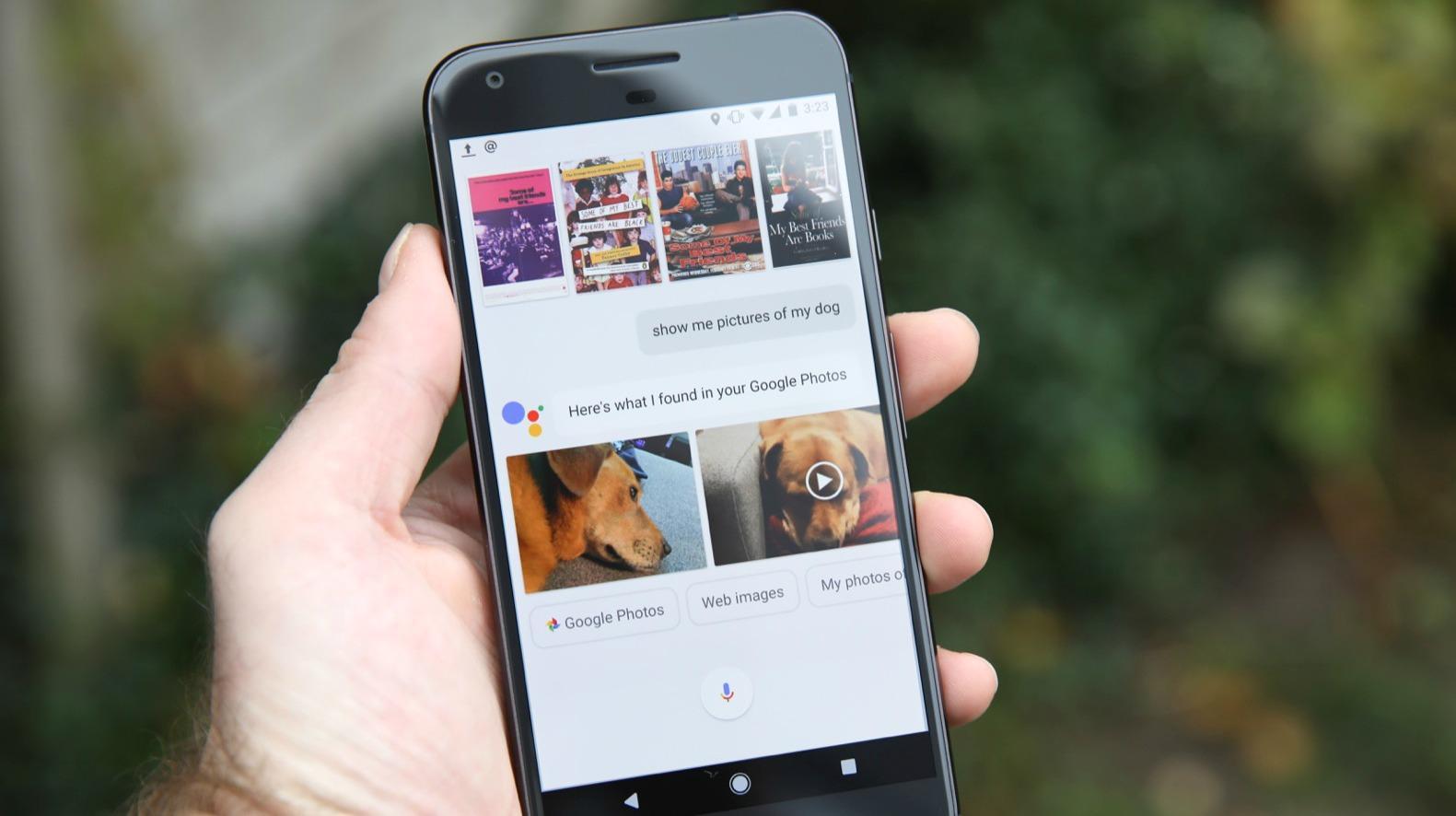 Google's Pixel XL review