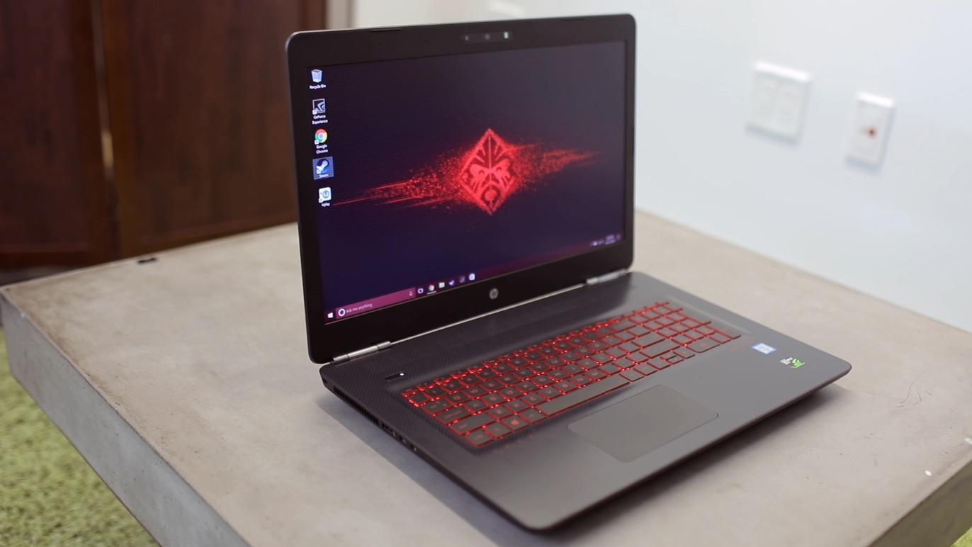 HP's OMEN gaming laptop review