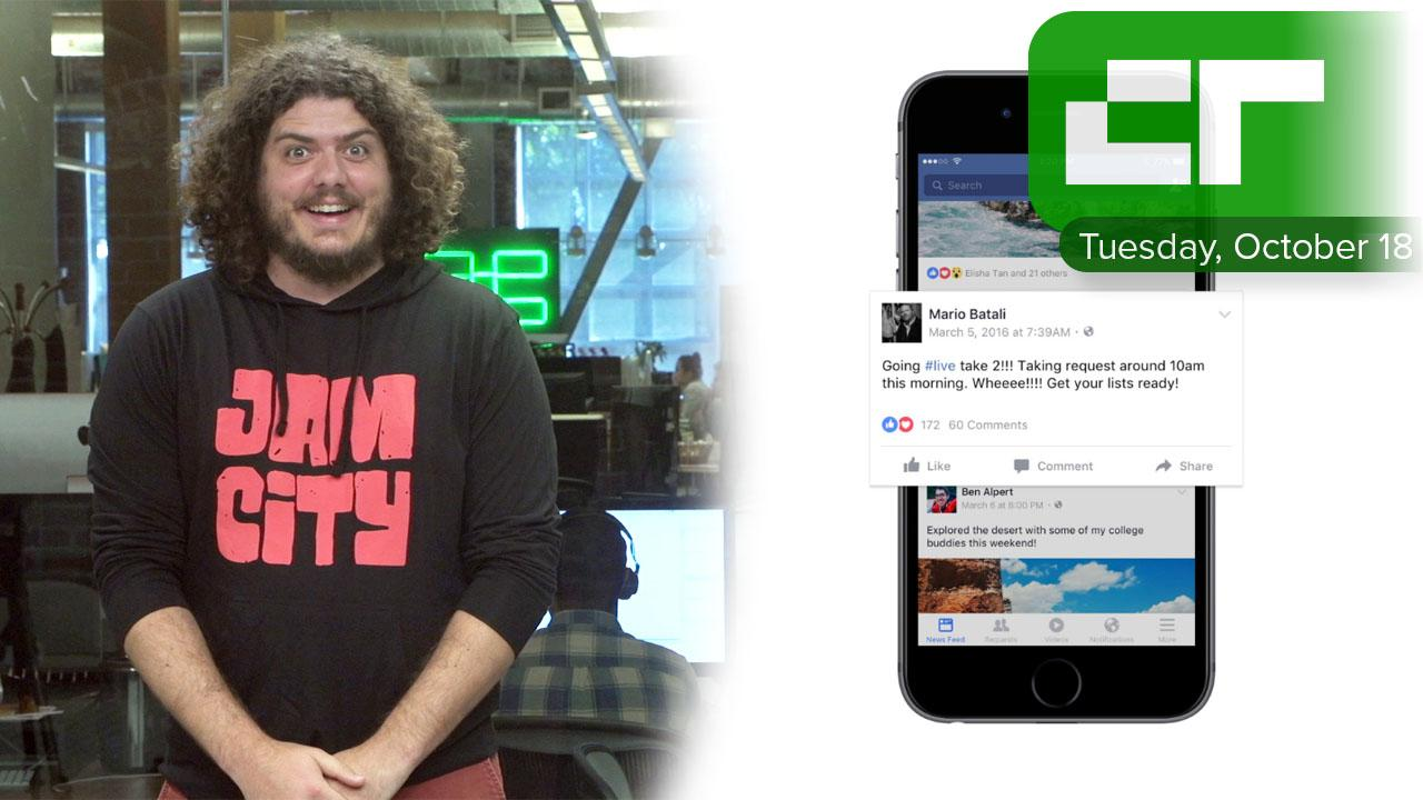 Facebook Live: Scheduling and Lobby Feature | Crunch Report