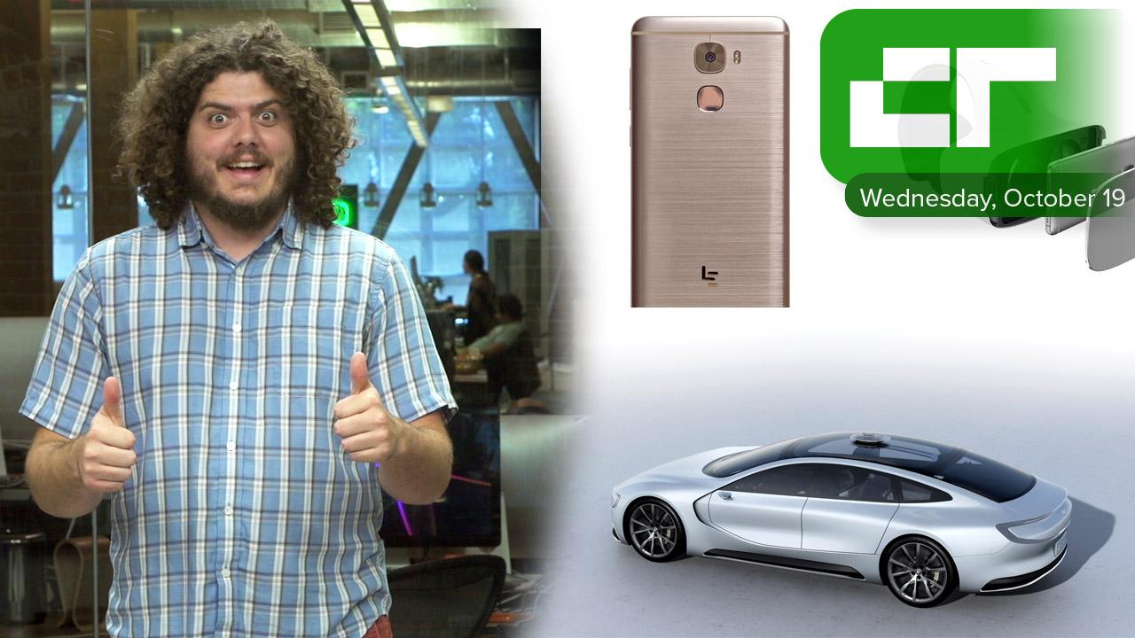 LeEco Debuts in the U.S. | Crunch Report