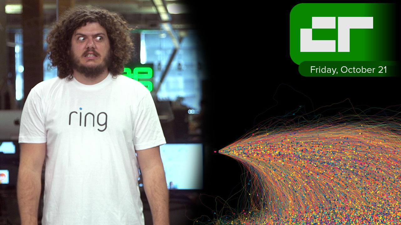 Huge DDoS Attack on Major Websites | Crunch Report