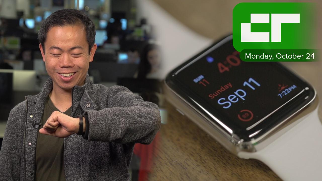 Smartwatch Shipments Down 52 Percent | Crunch Report