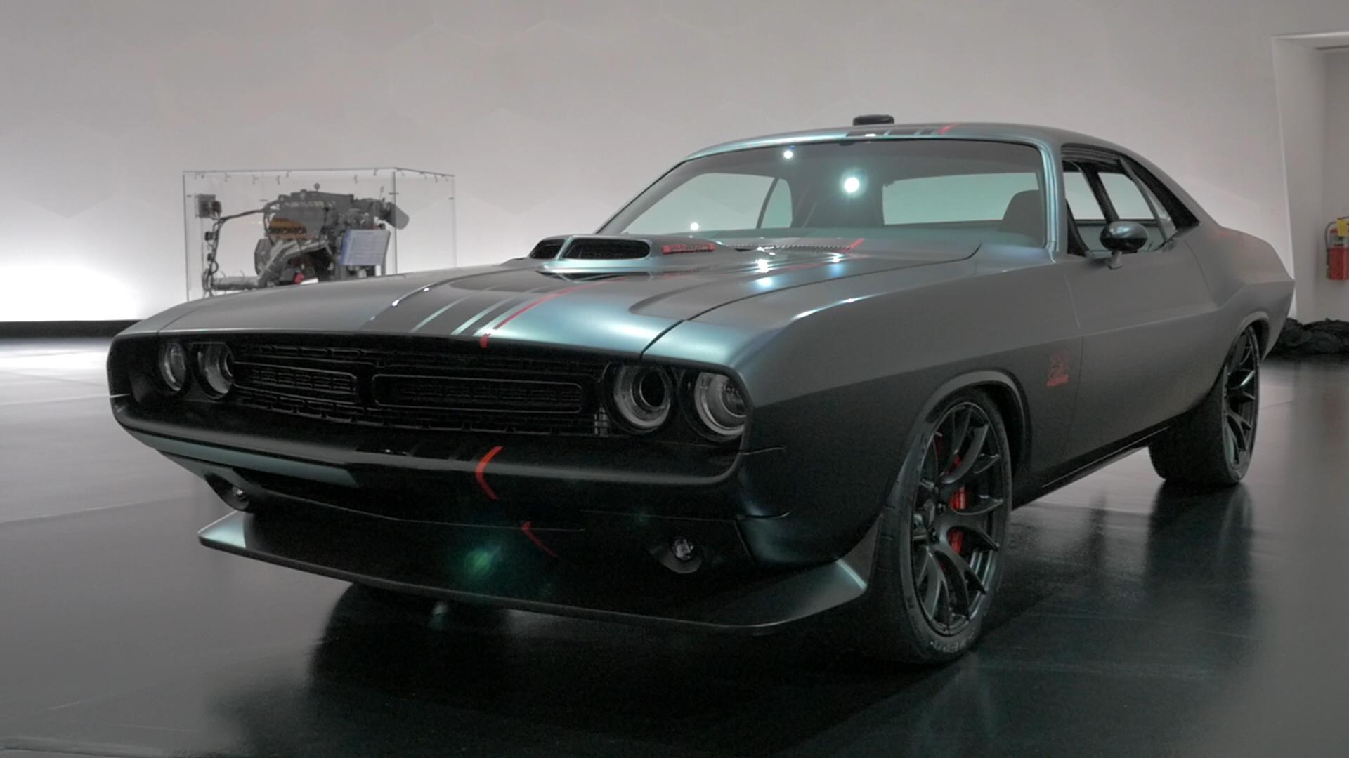 the dodge challenger plays its trump card all wheel drive autoblog. Black Bedroom Furniture Sets. Home Design Ideas