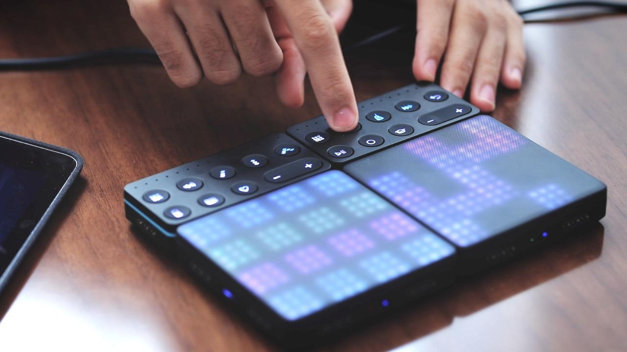 Roli goes modular with its Blocks system