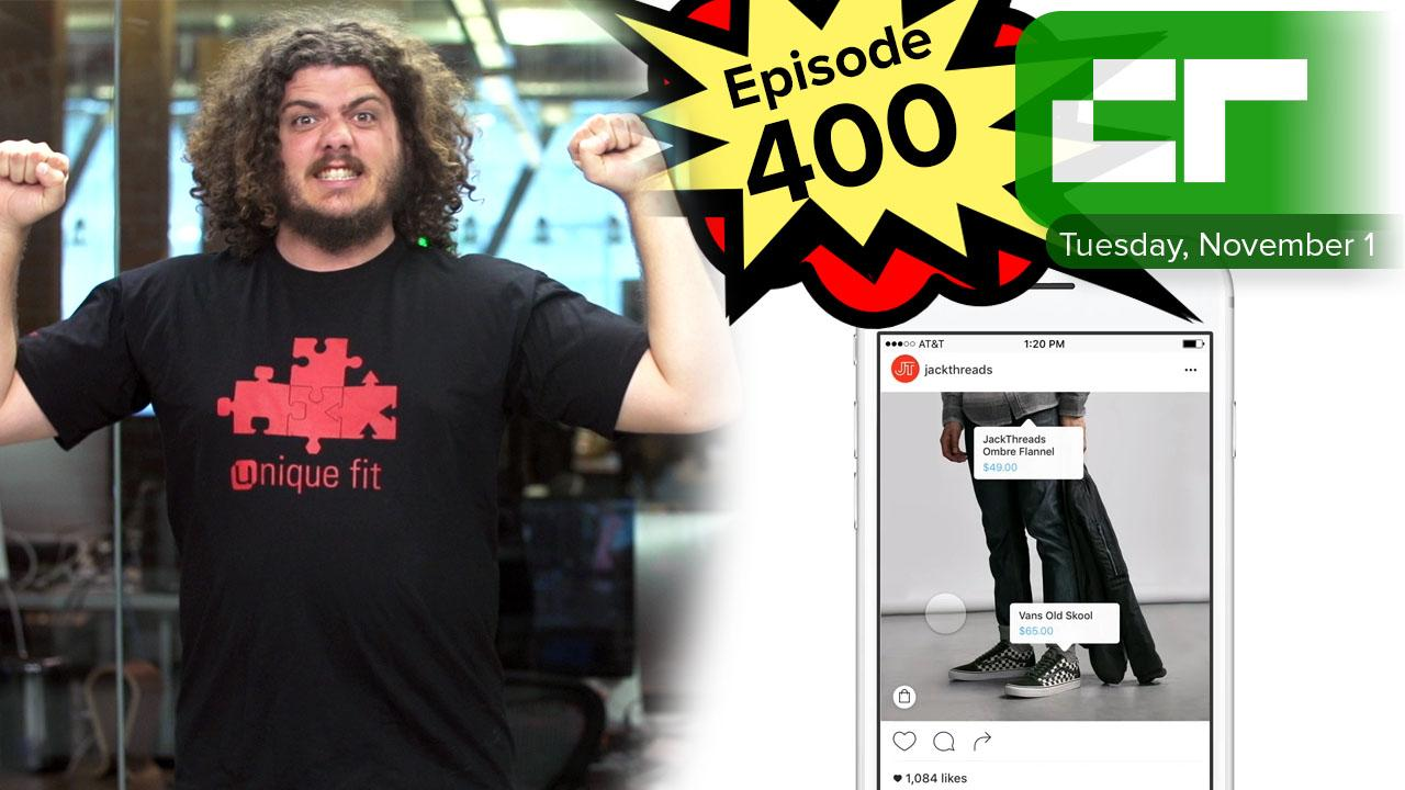 Instagram Shoppable Photos | Crunch Report