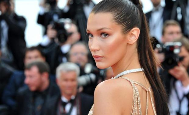 How to Contour Your Forehead Like Bella Hadid