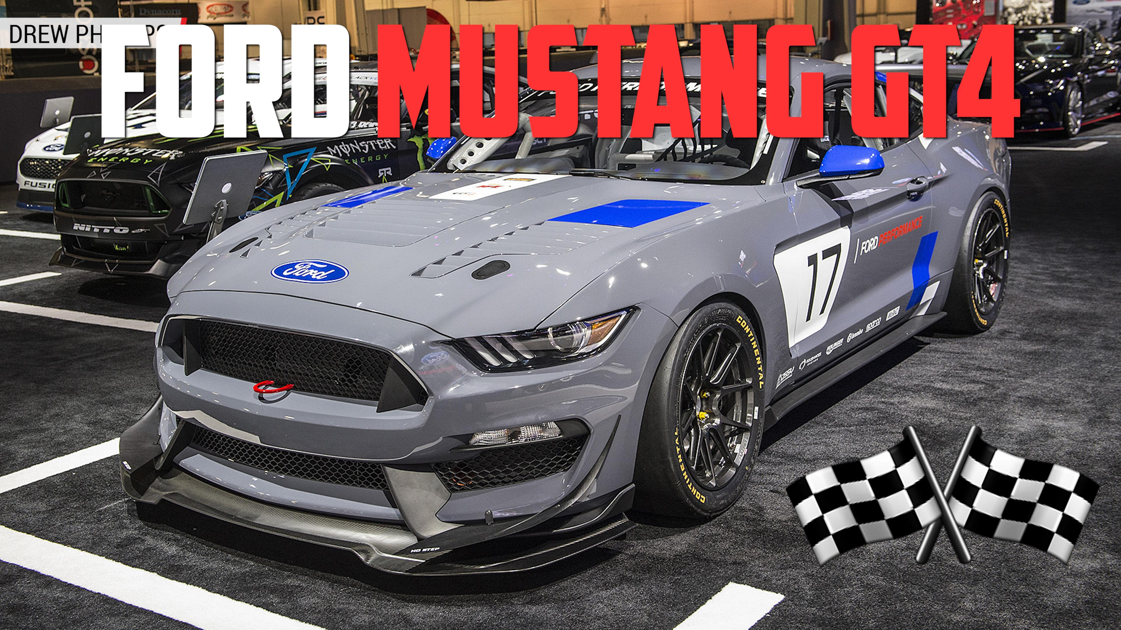 Ford Performance Shelby Fp350s Is The Latest Track Ready