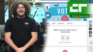 Facebook's Election Hub | Crunch Report