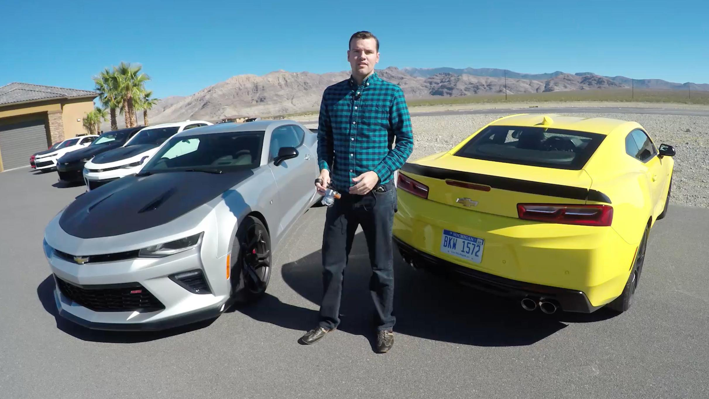 Behold the 2018 Camaro ZL1 1LE the most hardcore of Camaros Autoblog