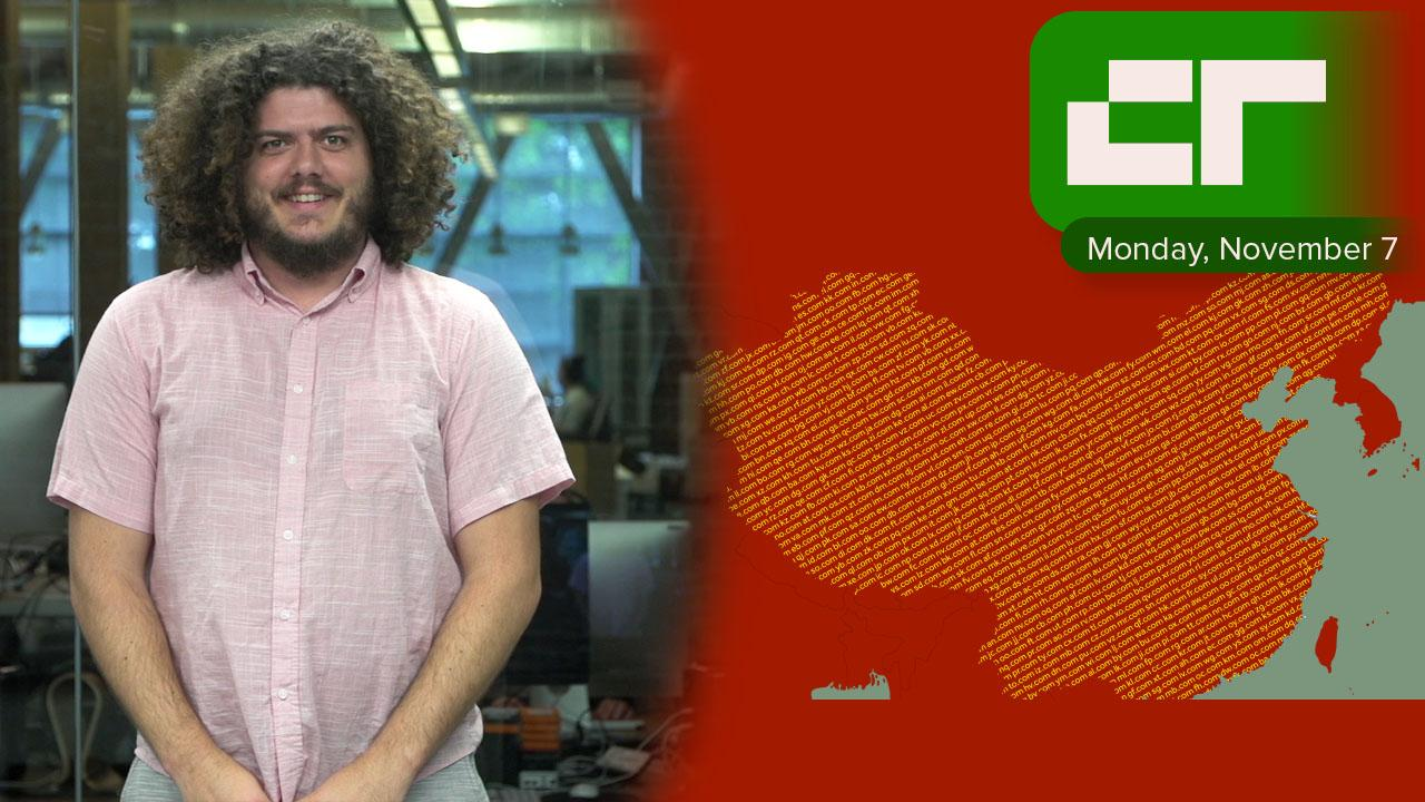 China's New Cybersecurity Laws | Crunch Report
