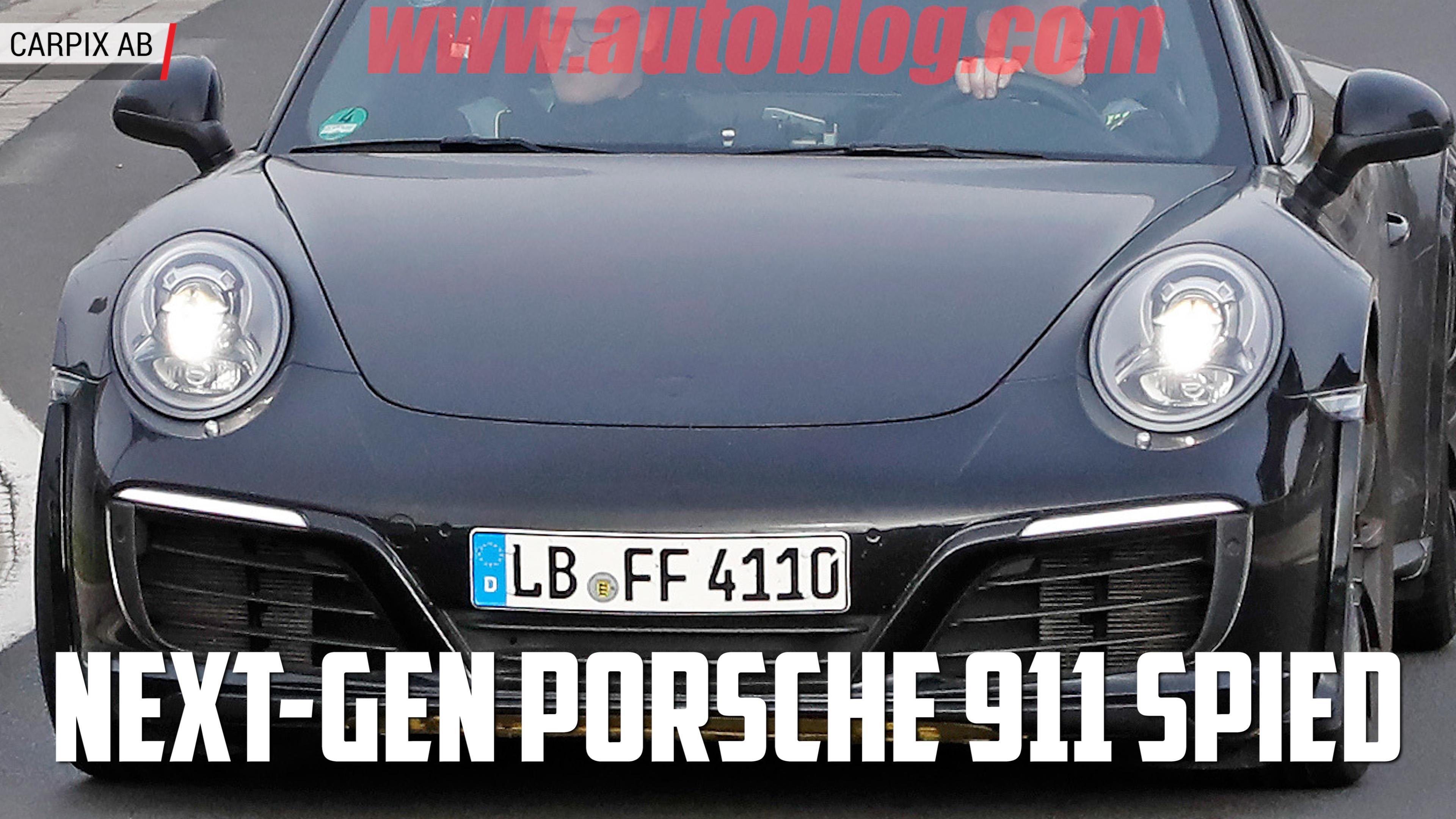 porsche 911 gt2 rs gets water injection makes more than 641 horsepower autoblog. Black Bedroom Furniture Sets. Home Design Ideas