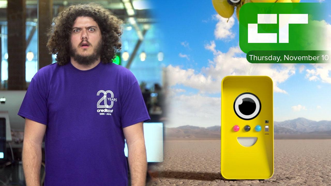 Snapchat Starts Selling Spectacles | Crunch Report