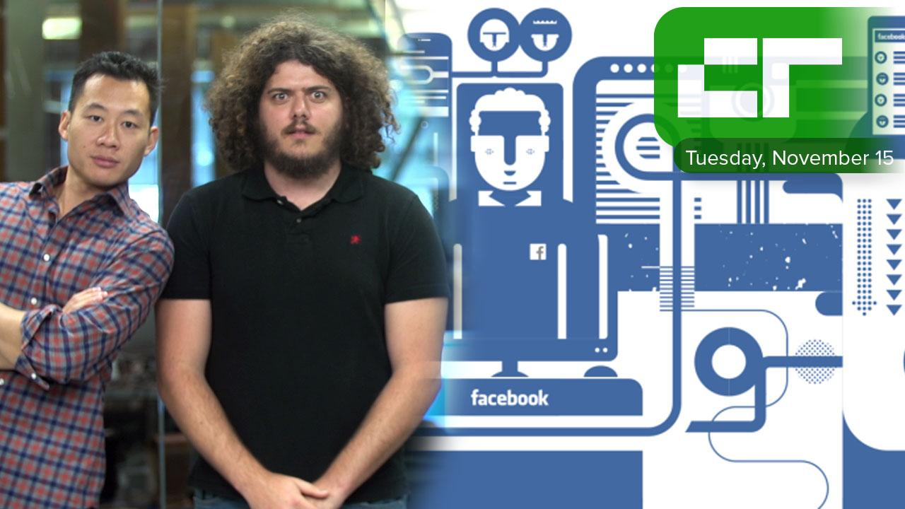 Facebook's Fake News Problem | Crunch Report