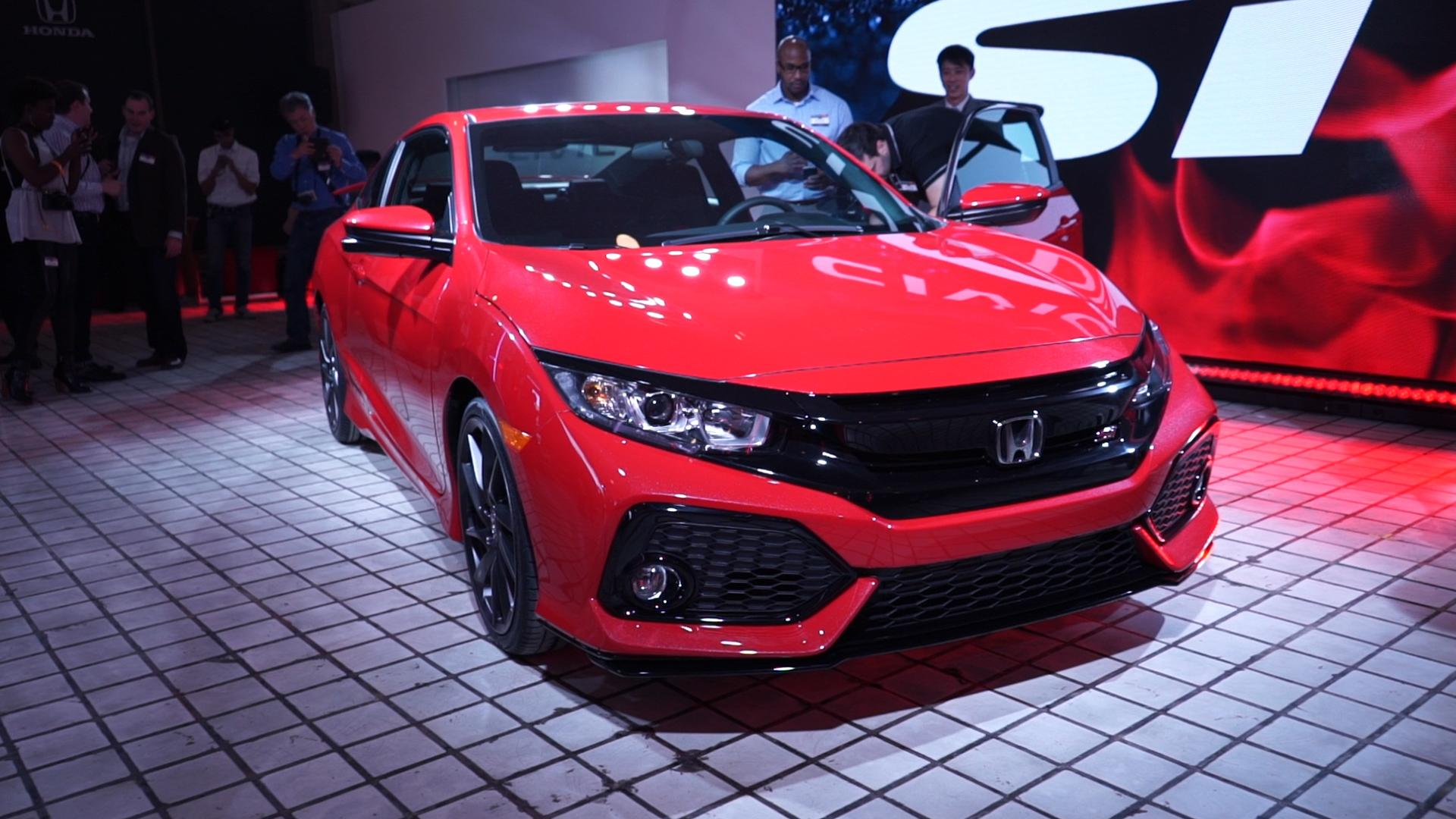 Why The 2018 Honda Civic Si Only Makes 205 Horsepower Autoblog 2011 Engine Diagram