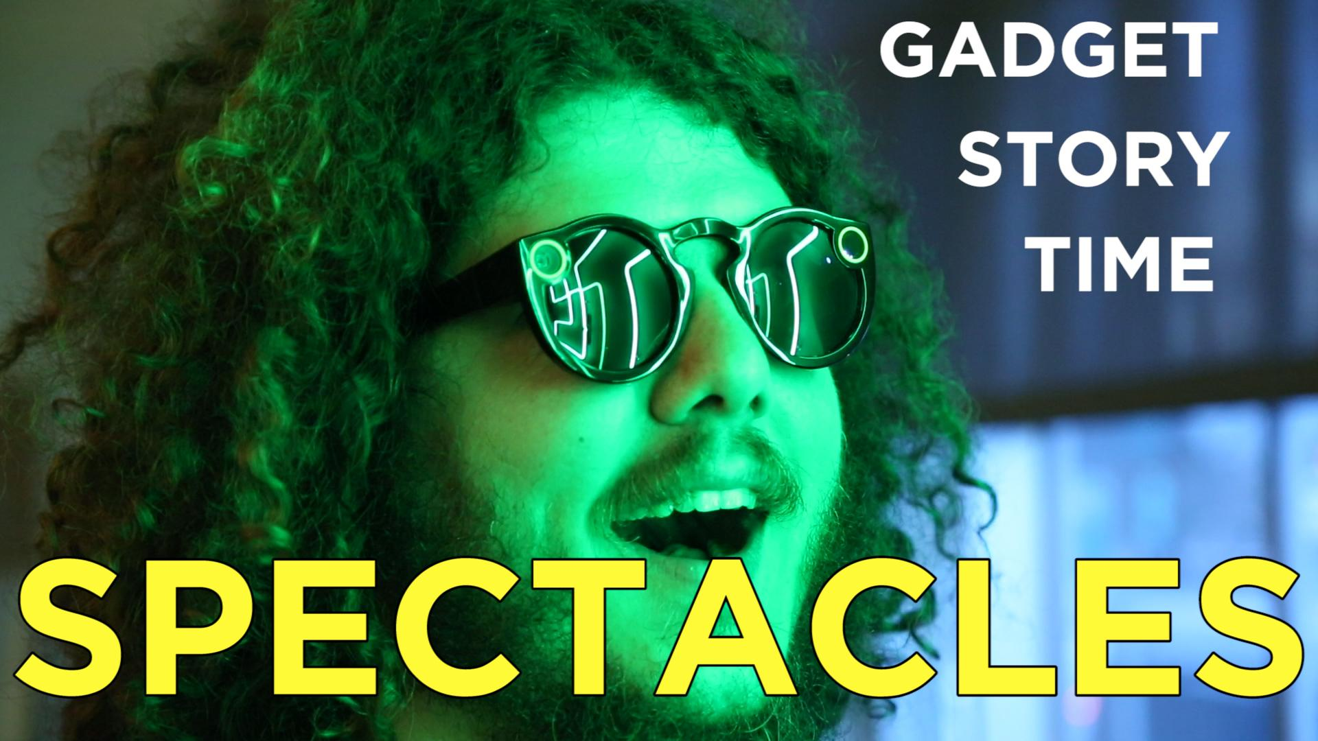 Gadget Story Time with Spectacles