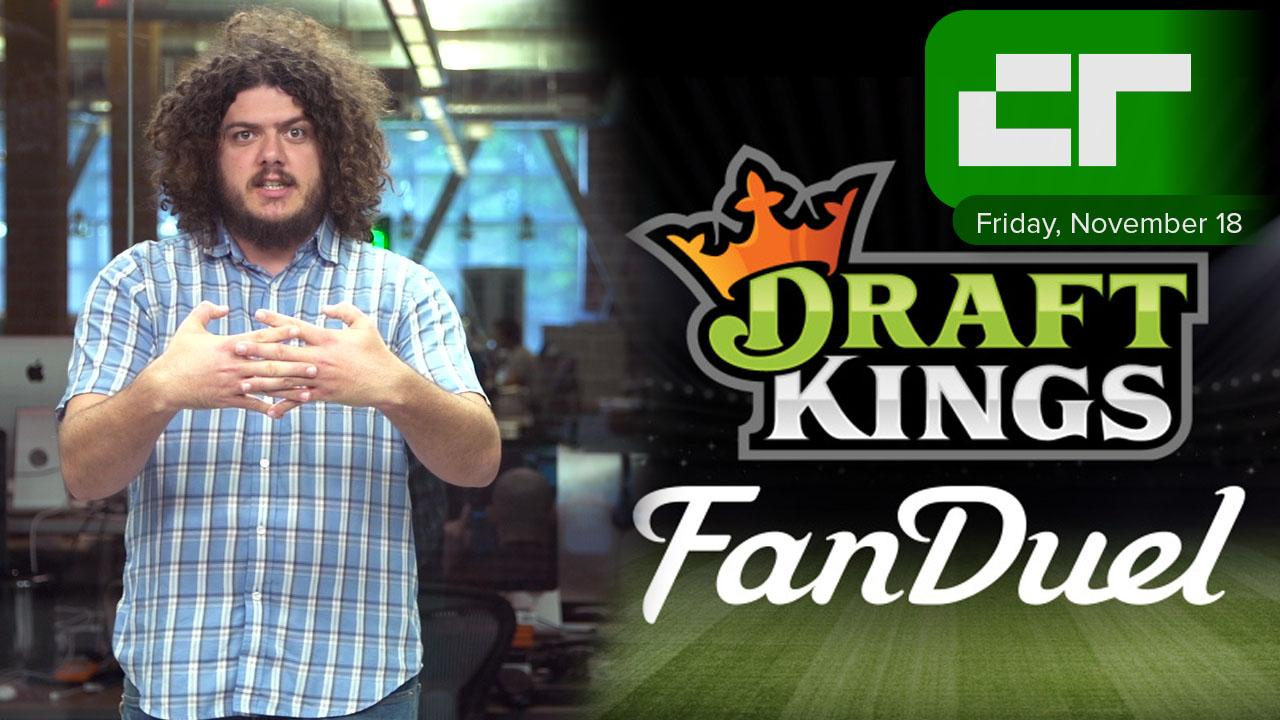 FanDuel and DraftKings Merge   Crunch Report