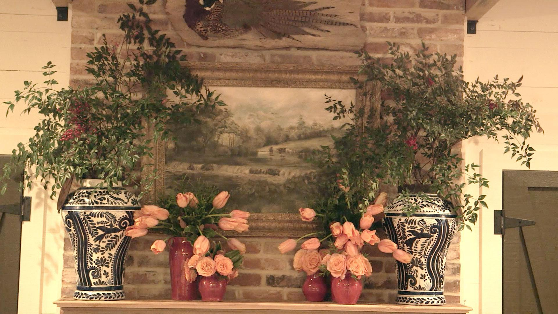 How to Style a Mantle with James Farmer